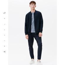 安踏时尚品牌antaplus男运动长裤莱卡弹力舒适男裤2