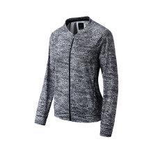 安踏时尚品牌antaplus官方旗舰店女长袖立领夹克外套2019春季新款