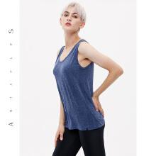 antaplus女运动背心舒适健身瑜伽上衣2019春季新款