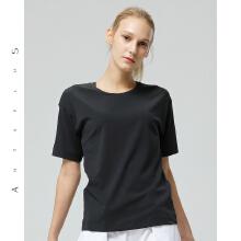 antaplus女运动短袖时尚舒适短T上衣2019春季新款