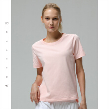 antaplus女运动短袖t恤短T舒适舒适上衣2019春季新款