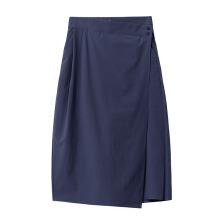 antaplus明星同款女子运动半身裙中长款裤裙时尚休闲舒适2019新款