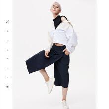 antaplus运动外套上衣女单茄克风衣2018秋季新款